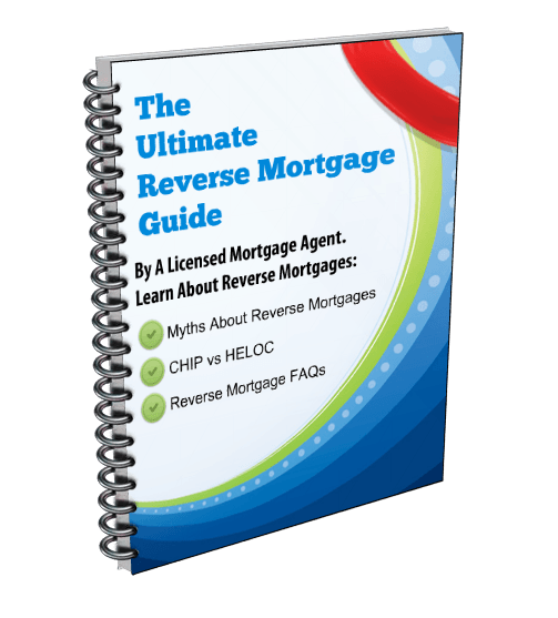 Hamilton Reverse Mortgage eBook Cover Page
