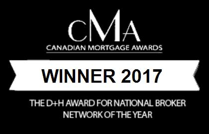 CMA Mortgage Award Badge