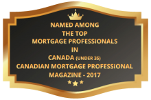Canadian Morgage Professionals Award