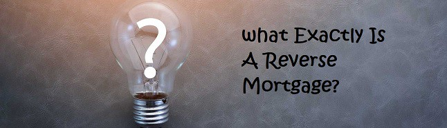 What Is A Reverse Mortgage In Canada