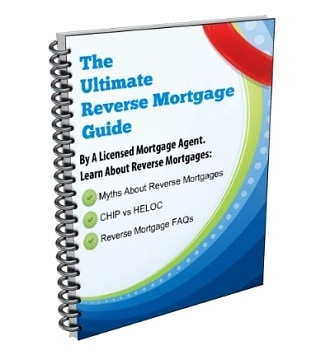Reverse Mortgages in Canada - Guidebook Cover